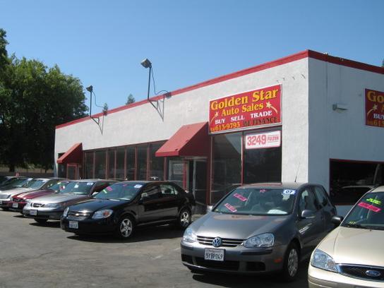Golden Star Auto Sales car dealership in Sacramento, CA 95821