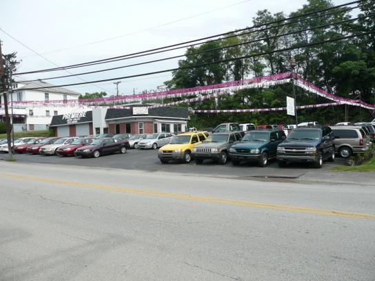 Premiere Auto Sales Inc Car Dealership In Washington Pa 15301