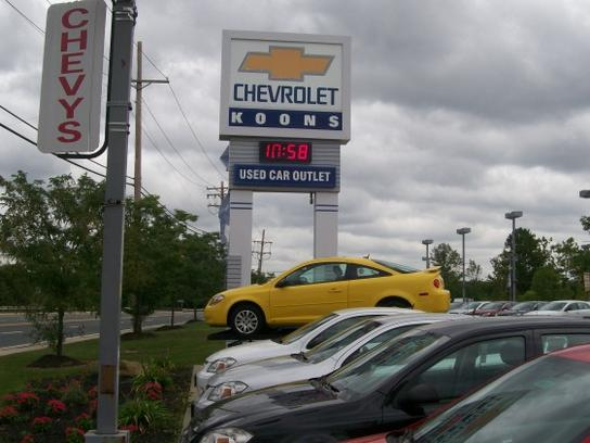 Koons White Marsh Chevrolet Car Dealership In White Marsh, MD 21162 |  Kelley Blue Book