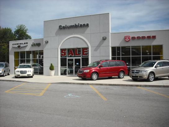 Columbiana Chrysler Jeep Dodge Car Dealership In Columbiana Oh
