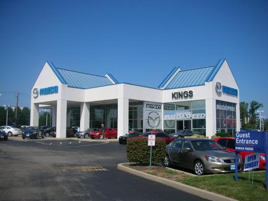 Kings Mazda Car Dealership In Cincinnati OH Kelley Blue Book - Mazda dealers in ohio