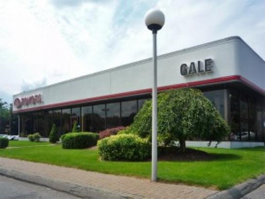 Gale Toyota Scion