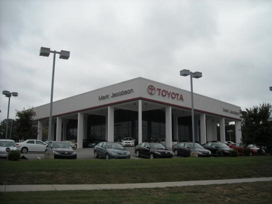 Awesome Mark Jacobson Toyota