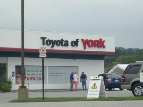 Toyota of York