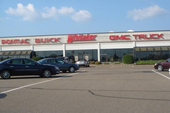 Whitaker Buick GMC Car Dealership In Forest Lake MN - Buick dealerships in minnesota