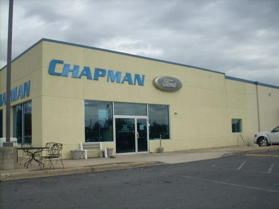 Chapman Ford Of Lancaster Car Dealership In Lancaster Pa 17601