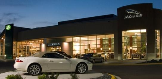Jaguar Land Rover Minneapolis car dealership in Golden Valley, MN ...