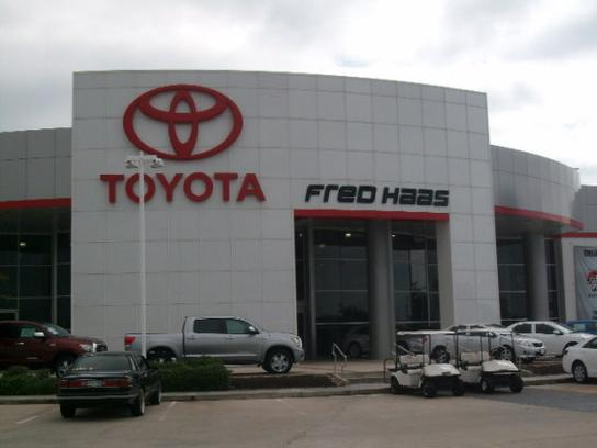 Fred Haas Toyota World 2
