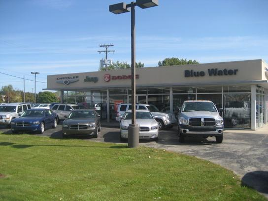 Blue Water Chrysler Dodge Jeep 1