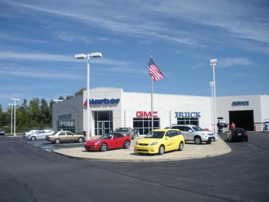 Harbor Chevrolet Buick GMC car dealership in Michigan City, IN 46360