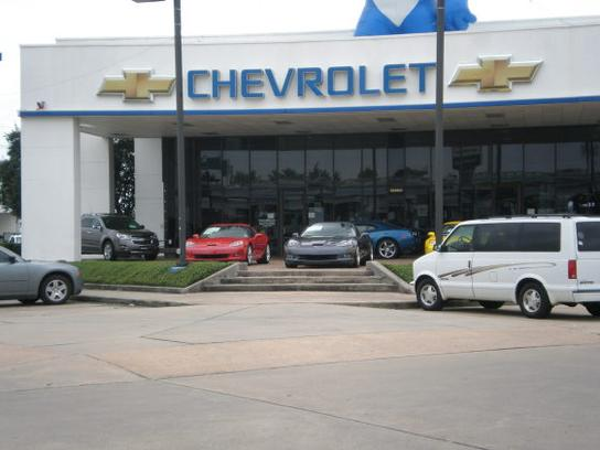 AutoNation Chevrolet Gulf Freeway 2