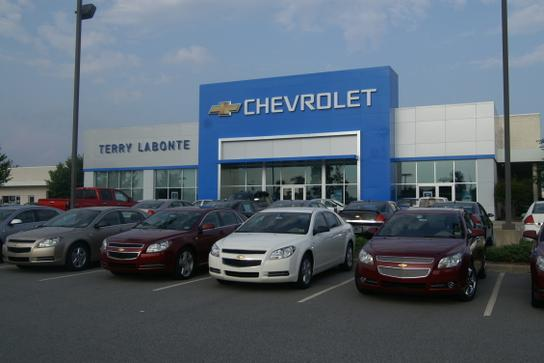 Terry Labonte Chevrolet Car Dealership In Greensboro Nc 27407 Kelley Blue Book