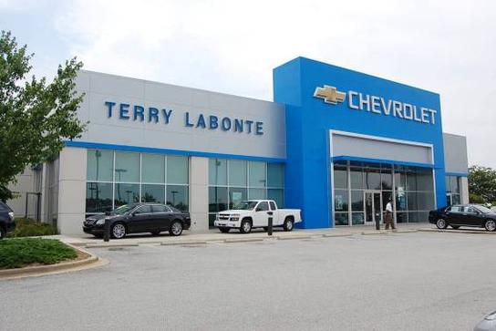 Terry Labonte Chevrolet