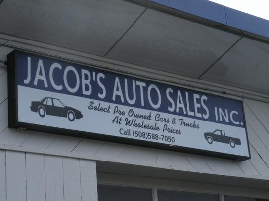 Jacob's Auto Sales
