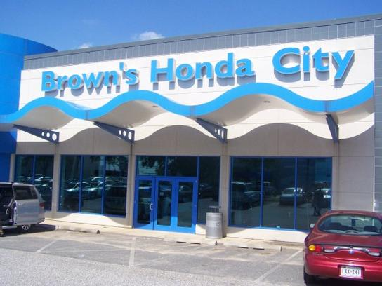High Quality Brownu0027s Honda City Car Dealership In Glen Burnie, MD 21061 | Kelley Blue  Book