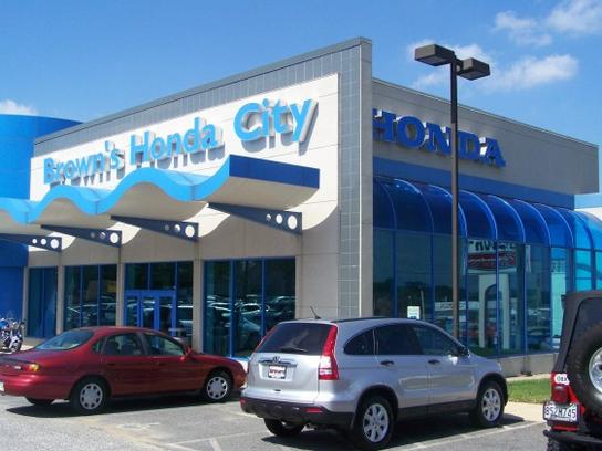 Attractive Brownu0027s Honda City Car Dealership In Glen Burnie, MD 21061 | Kelley Blue  Book