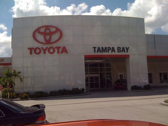 Great Dealership Photos | Map | Services U0026 Amenities. Toyota Of Tampa Bay