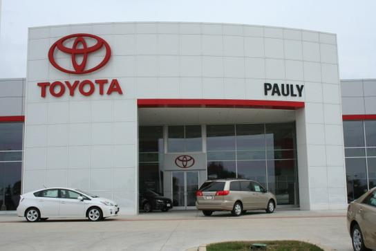 Pauly Toyota