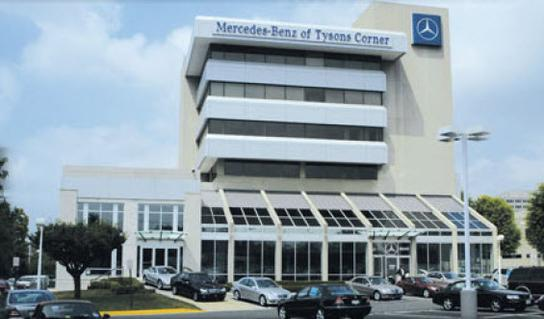 Amazing Mercedes Benz Of Tysons Corner Car Dealership In Vienna, VA 22182 | Kelley  Blue Book