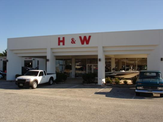 H & W Motor Company