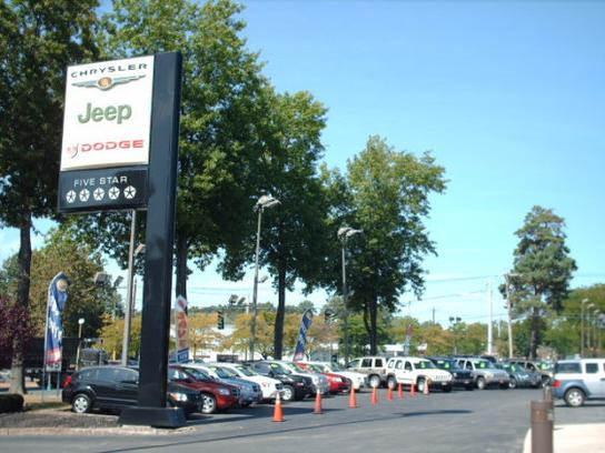 Rockland Chrysler Jeep Dodge 1