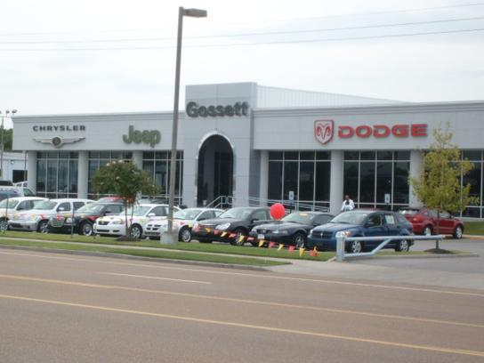 Gossett Chrysler Dodge Jeep RAM FIAT