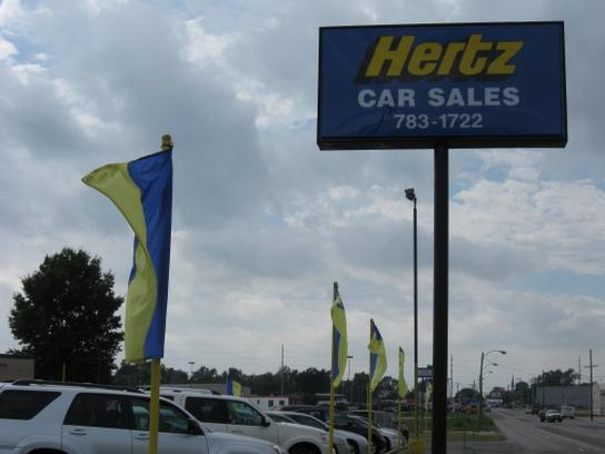 Hertz Car Sales-Fort Smith 1