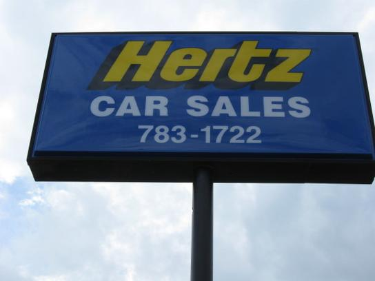 Hertz Car Sales-Fort Smith 2