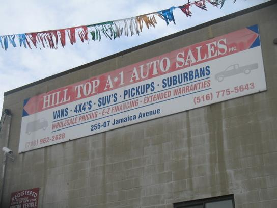 Hill Top A-1 Auto Sale 1