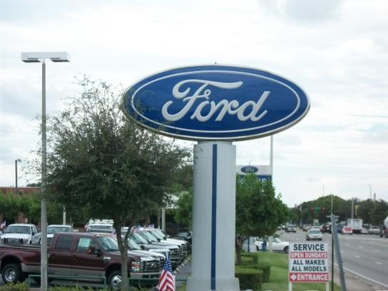 AutoNation Ford St. Petersburg 2