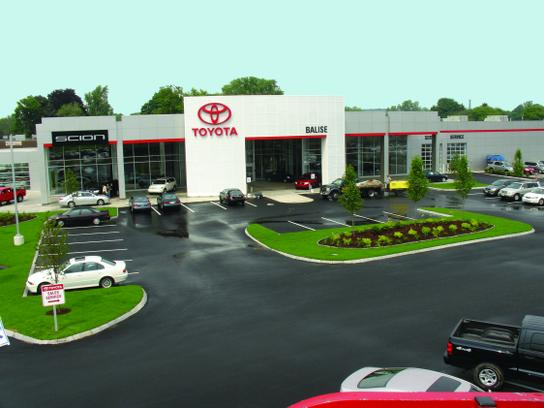 Balise Toyota Car Dealership In West Springfield, MA 01089 | Kelley Blue  Book