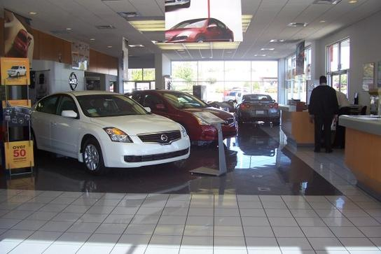 Vann York's Nissan car dealership in High Point, NC 27260-4463 ...