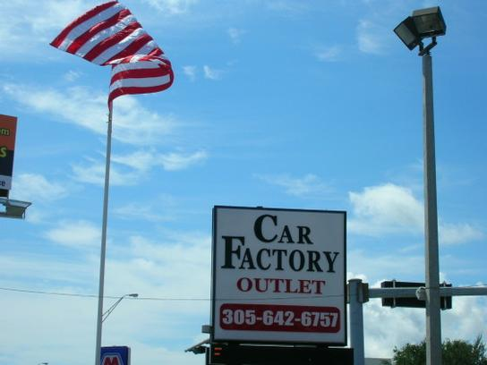 Car Factory Outlet 3