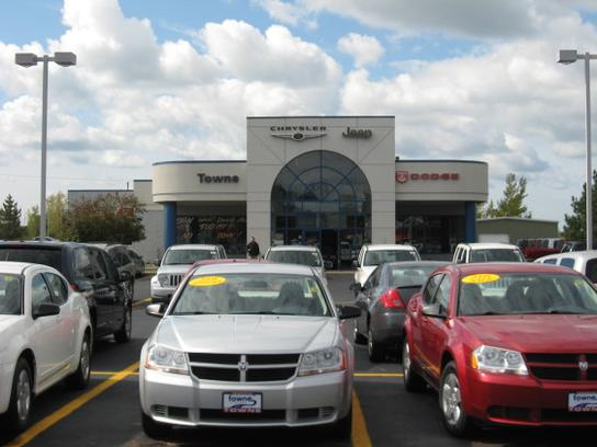 Towne Chrysler Dodge Jeep