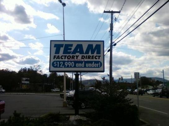 Team Factory Direct 1