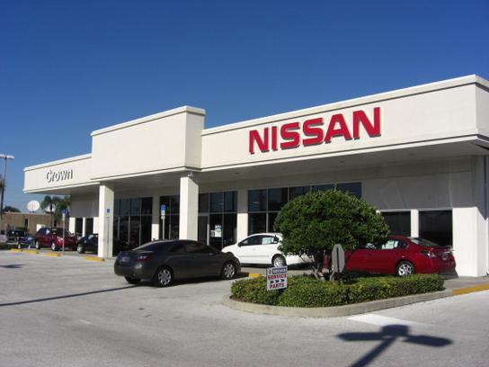 crown nissan car dealership in saint petersburg fl 33714 kelley blue book. Black Bedroom Furniture Sets. Home Design Ideas