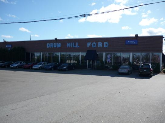 Drum Hill Ford 1