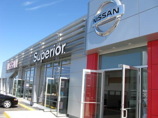 Superior Nissan Conway Ar >> Superior Nissan Car Dealership In Fayetteville Ar 72703