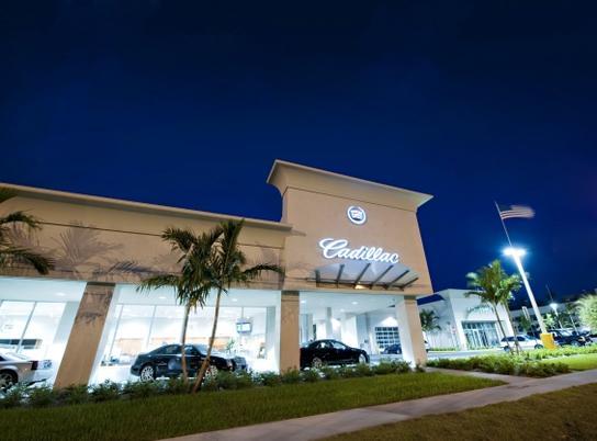 Ed Morse Cadillac >> Ed Morse Bayview Cadillac Car Dealership In Fort Lauderdale