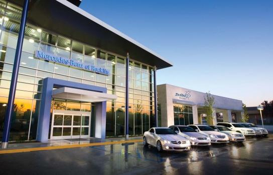Mercedes-Benz of Rocklin car dealership in ROCKLIN, CA ...