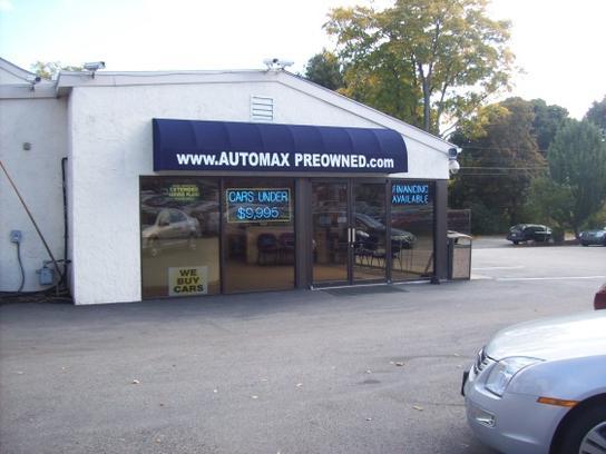 Automax Preowned Marlborough Car Dealership In Marlborough Ma