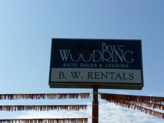 Bruce Woodring Auto Sales