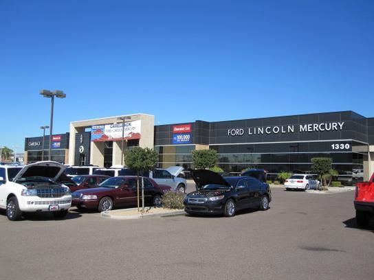 Camelback Ford Car Dealership In Phoenix Az 85014 Kelley Blue Book