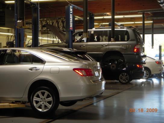 lexus of marin car dealership in san rafael, ca 94901   kelley blue book