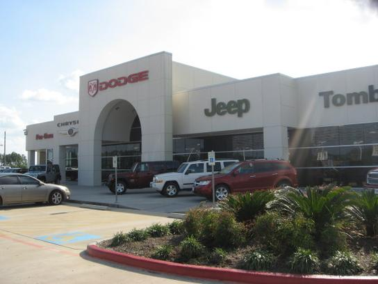 Tomball Dodge Chrysler Jeep 1