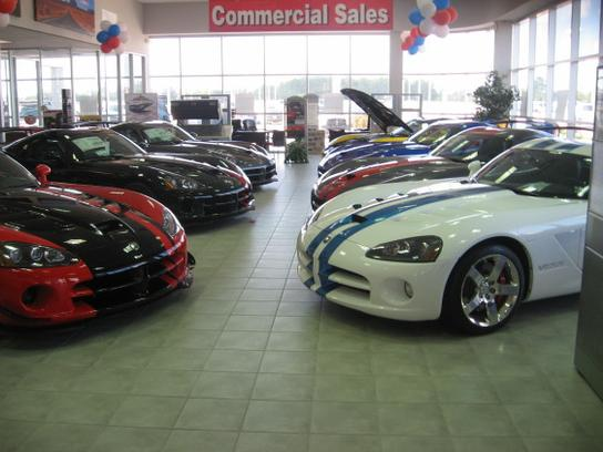 Tomball Dodge Chrysler Jeep 3