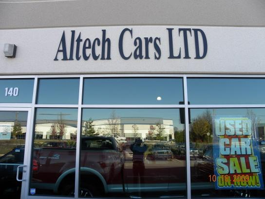 Altech Cars Ltd 1