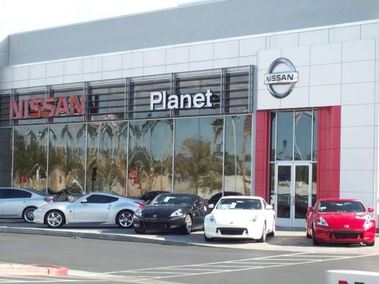 planet nissan car dealership in las vegas, nv 89149 | kelley blue book