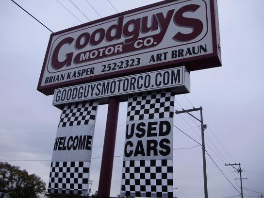 Goodguys Motor Co.