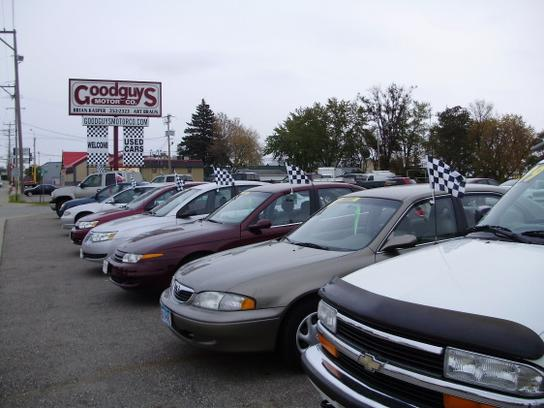 Goodguys Motor Co Car Dealership In Waite Park MN Kelley - Good guys motors